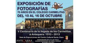 Lee más sobre el artículo Exposición de Fotografias en el Colegio Ntra. Sra. del Carmen (Antequera)