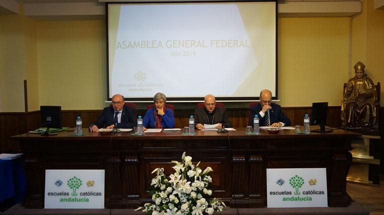 Lee más sobre el artículo Celebración de la Asamblea Federal de Escuelas Católicas