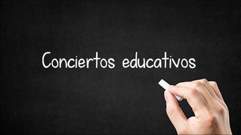 En este momento estás viendo Resolución Provisional Conciertos Educativos 2021/2022