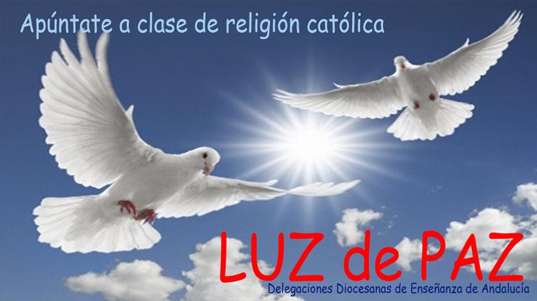 Campaña de matriculación en la clase de religión en las Diócesis de Andalucía 2020