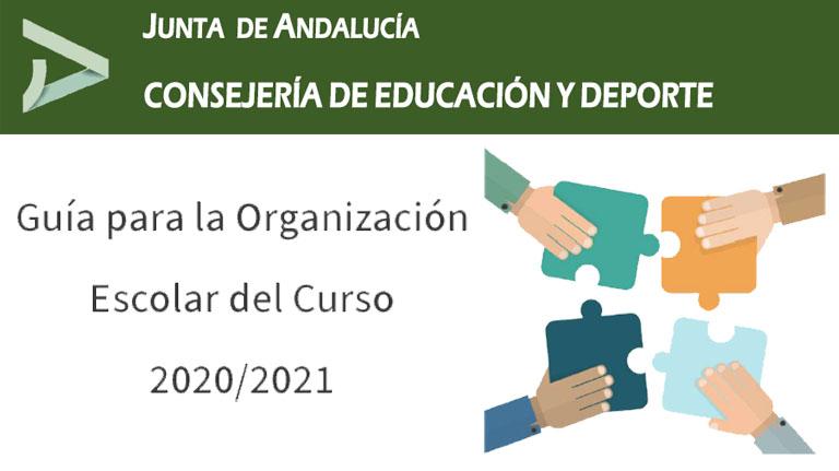 Lee más sobre el artículo Guía para la Organización Escolar del Curso 2020/2021