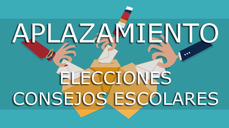 Lee más sobre el artículo Aplazamiento de las elecciones para la renovación de los Consejos Escolares