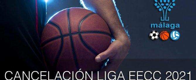 Se cancela la Competición de Escuelas Católicas de Málaga